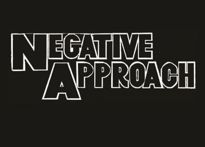 Negative Approach - Outline - Button