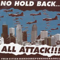 V/A - No Hold Back All Attack - (2xcd)