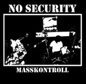 No Security - Masskontroll - Shirt