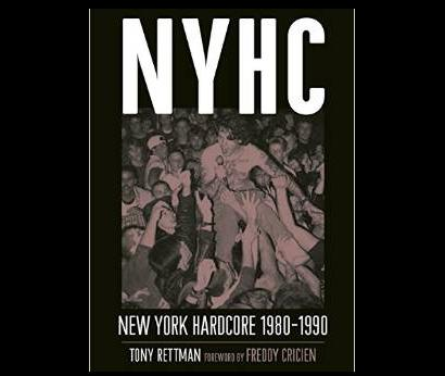 NYHC: New York Hardcore 1980–1990 - Book