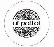 Oi Polloi - Celtic Knot - Button
