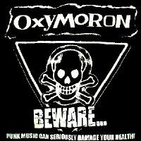 OXYMORON - Beware - Back Patch