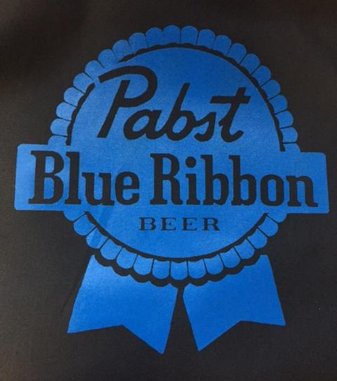 PABST - Back Patch