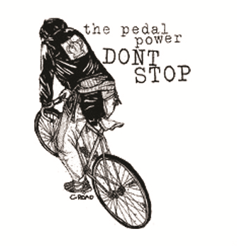 Pedal Power - Button