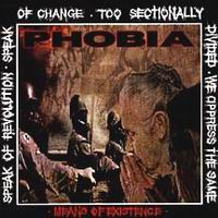 Phobia - Means Of Existence (LP)