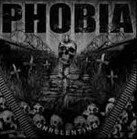 Phobia - Unrelenting - Shirt