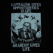 Anthrax - Anarchy Gives Life - Shirt