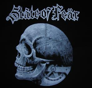 State Of Fear - Skull - Shirt