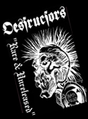 Destructors - Rare & Unreleased - (DVD)