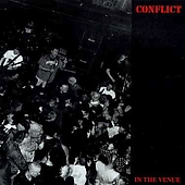 Conflict - In The Venue (cd)