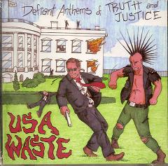 USA Waste - Defiant Anthems (cd)