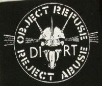 Dirt - Object Refuse - Shirt