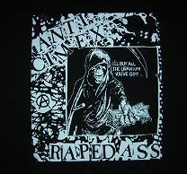 Anti Cimex - Raped Ass - Shirt