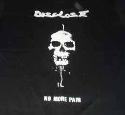 Disclose - No More Pain - Hooded Sweatshirt
