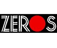 Zeros - Sticker