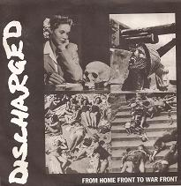 Discharged - From The Home Front - Used 7""