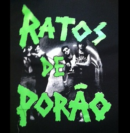 Ratos De Porao - Band - Shirt