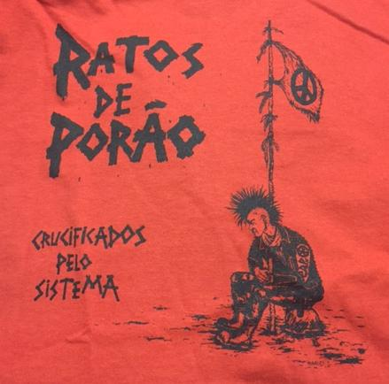 Ratos De Porao - Crucificados - Shirt
