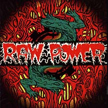 Raw Power - Reptile House + Live DVD (2xcd)