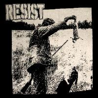 RESIST - Back Patch