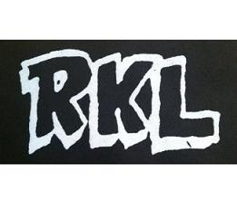 RKL - Name (white on black) - Patch