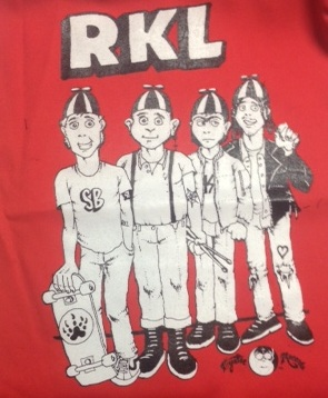 RKL - Band - Back Patch