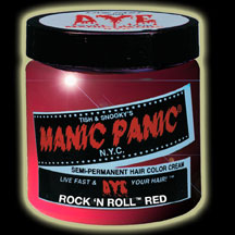 Manic Panic - Rock n&#39 Roll Red (New)