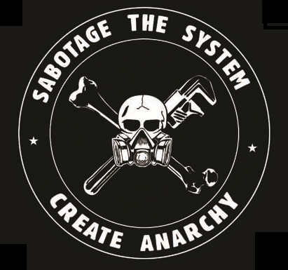 Sabotage The System - Button