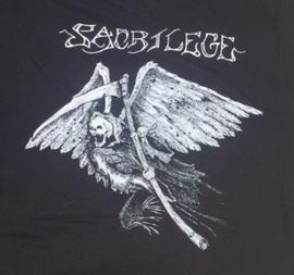 Sacrilege - Winged Reaper - Hooded Sweatshirt