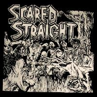 SCARED STRAIGHT - Back Patch