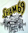 SHAM 69 - Oi - Back Patch