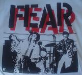 FEAR - Back Patch