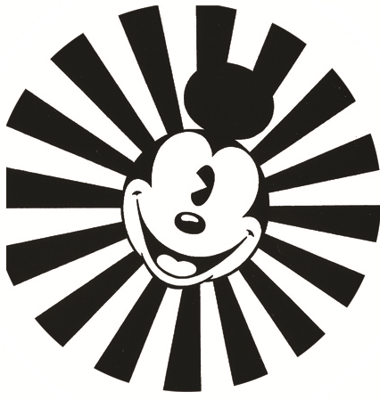 Sleeping Dogs - Mickey - Button