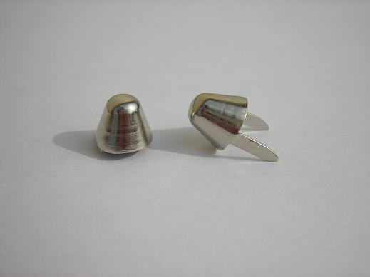 British Small Cone Studs - Bag of 50