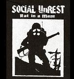 SOCIAL UNREST - Patch