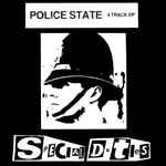 SPECIAL DUTIES - Police State - Back Patch