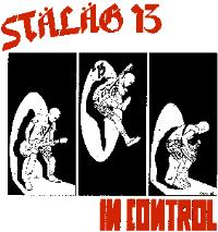 Stalag 13 - In Control - Sticker