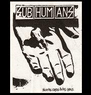 SUBHUMANS - Cradle to Grave - Patch