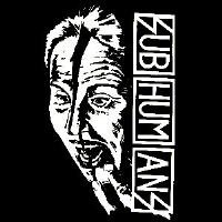 SUBHUMANS - Face - Backpatch