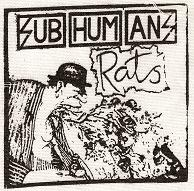 SUBHUMANS - Rats - Patch