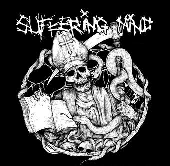 Suffering Mind - Pope - Shirt