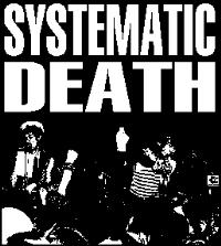 SYSTEMATIC DEATH - Back Patch