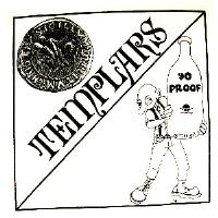 TEMPLARS - Back Patch