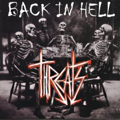 Threats - Back In Hell (cd)