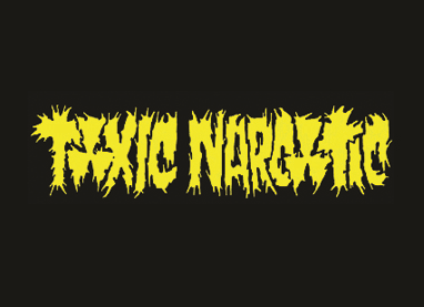 Toxic Narcotic - Name - Button