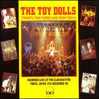 Toy Dolls - 22 tunes live (cd)