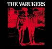 VARUKERS - Red - Back Patch