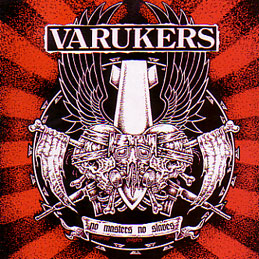 Varukers - No Masters No Slaves (cd)