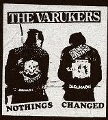 VARUKERS - Nothings Changed - Patch