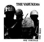 VARUKERS - One Struggle - Back Patch